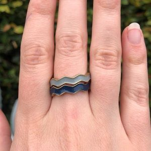 Jewelry - NWT Stacking Rings